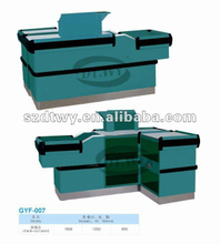 Convenience store counter wuth high quality and competitive price used in supermarket